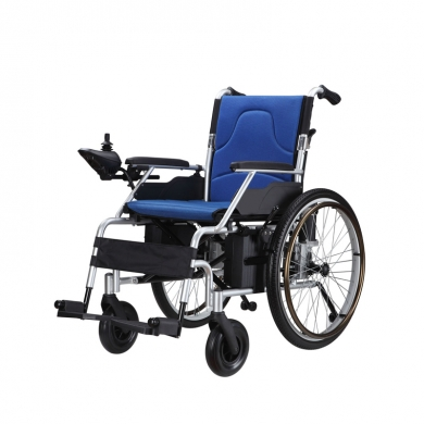Buy New Economy Foldable Manual Electric Wheelchair New