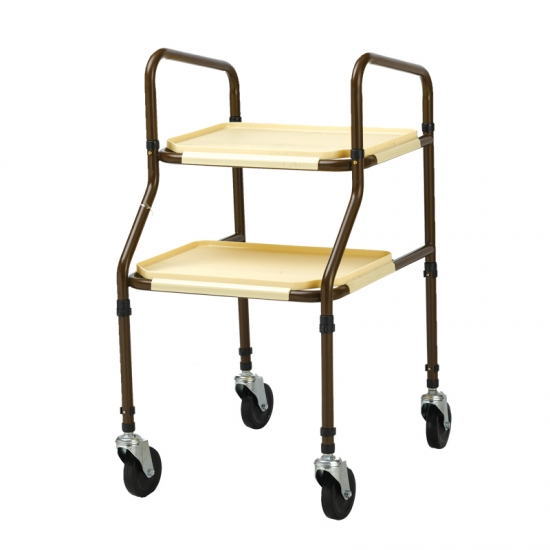 Buy Medical Trolley Zimmer Frame With Wheels For Seniors,Medical ...