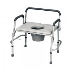 heavy duty bariatric bedside commode