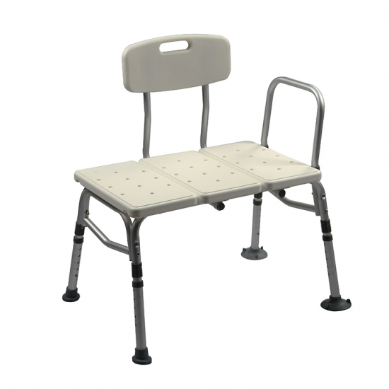 Pleasant Buy Plastic Bariatric Bath Transfer Bench With Back Plastic Dailytribune Chair Design For Home Dailytribuneorg