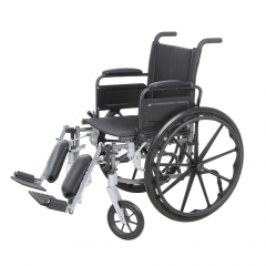 Steel Manual orthopedic Wheelchair