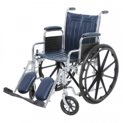 Rehab Steel Standard Manual wheelchairs