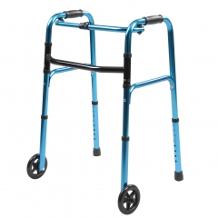 Aluminum Folding Standard Walkers