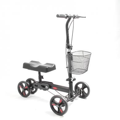 folding knee scooter
