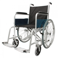 Aluminum lightweight self propelled wheelchairs