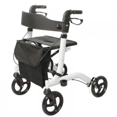 Aluminum Folding Rollator Walker
