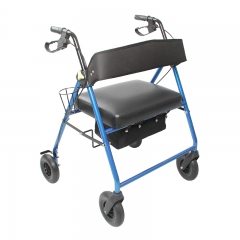 Bariatric Rolling Rollator Walkers